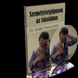 Dr. Kádár Annamária - Személyiségtípusok
