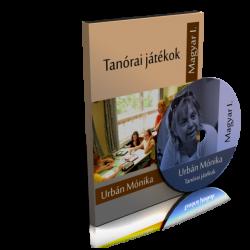 Urbán Mónika - Tanórai játékok