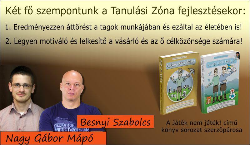 Besnyi Szabolcs és Nagy Gábor Mápó